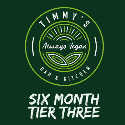 Timmys Subscriptions Six Month Tier Three