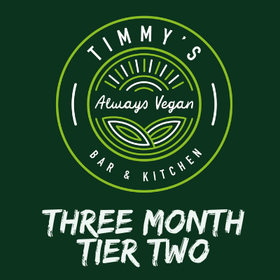 Timmys Subscriptions Three Month Tier Two