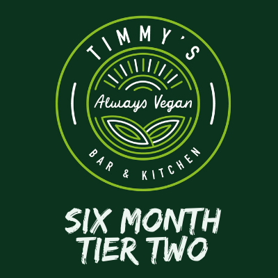 Timmys Subscriptions Six Month Tier Two