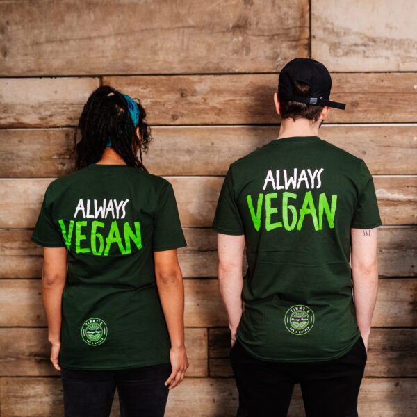 Timmys Branded All Vegan Tees